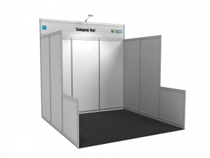 AHG Expo - stand render